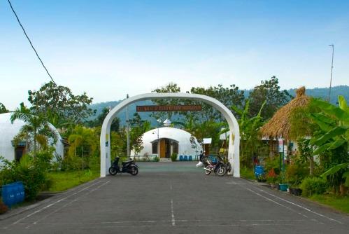 New Ngelepen, Prambanan, Jogjakarta, Java, Indonesia