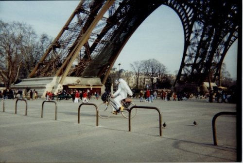 Favorite Parisien Moment